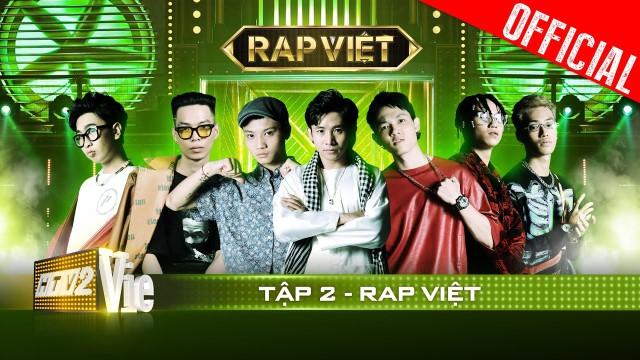 Rap Việt, chương trình Rap Việt, theo dõi Rap Việt