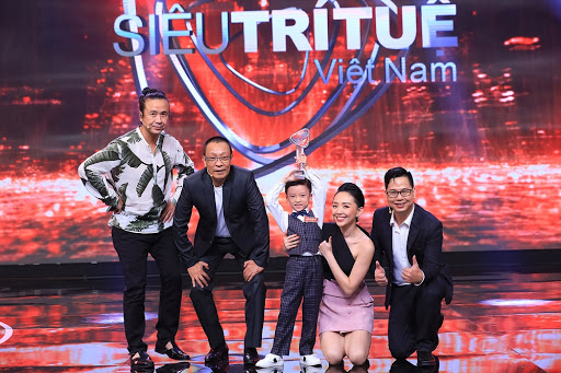 Siêu trí tuệ Việt Nam: Thổi làn gió mới cho game show Việt