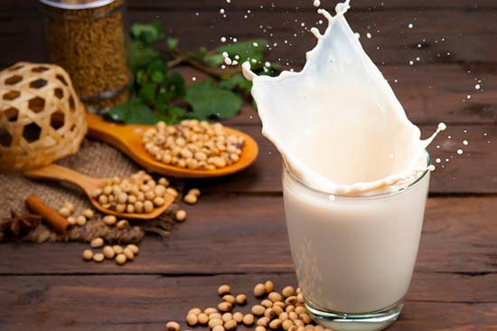 có nên uống sữa hạt, tác dụng của sữa hạt
