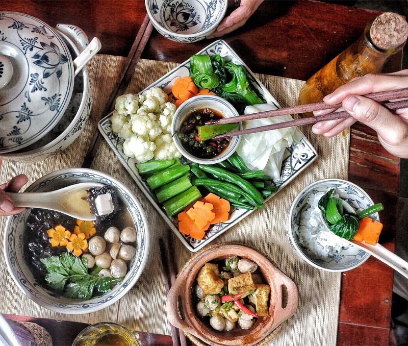 5 lợi ích sức khỏe tuyệt vời của chế độ ăn chay