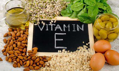 Tác dụng của vitamin E mà không phải ai cũng biết