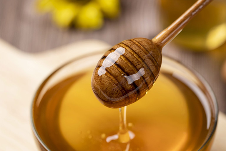tác dụng của mật ong, mật ong