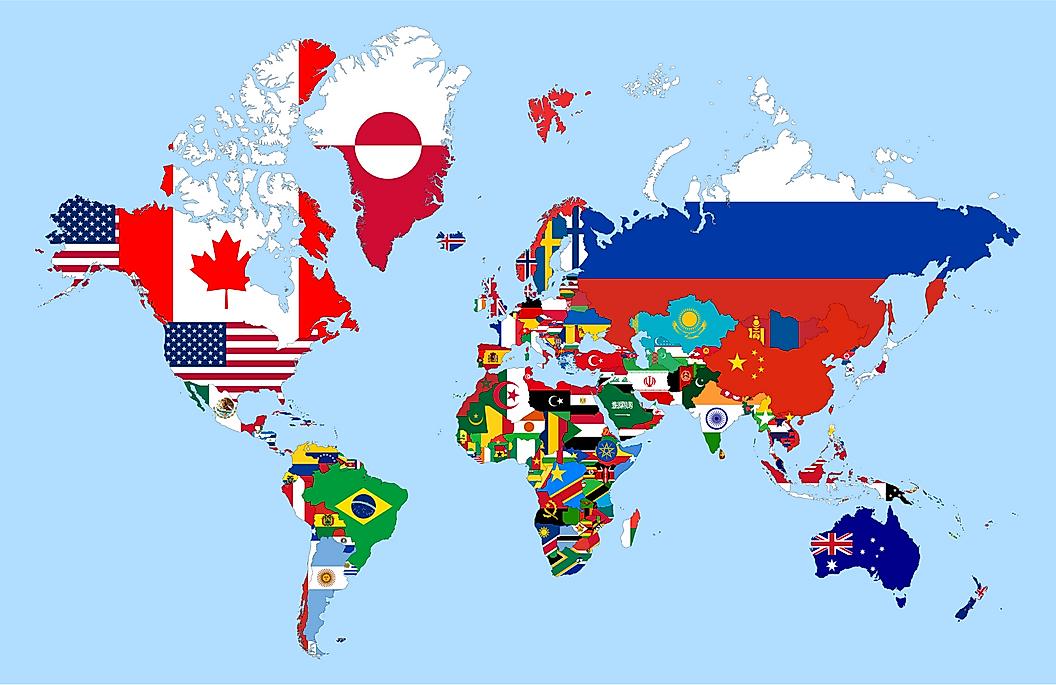 Thế giới có bao nhiêu quốc gia?