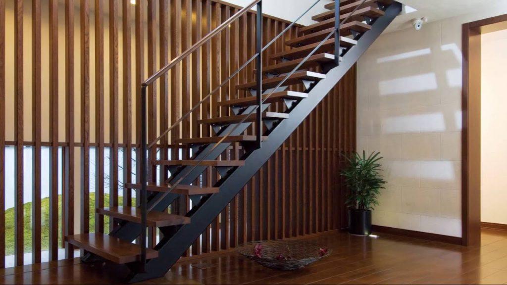 Top 7 thiết kế cầu thang dành cho không gian nhỏ ấn tượng nhất 2021