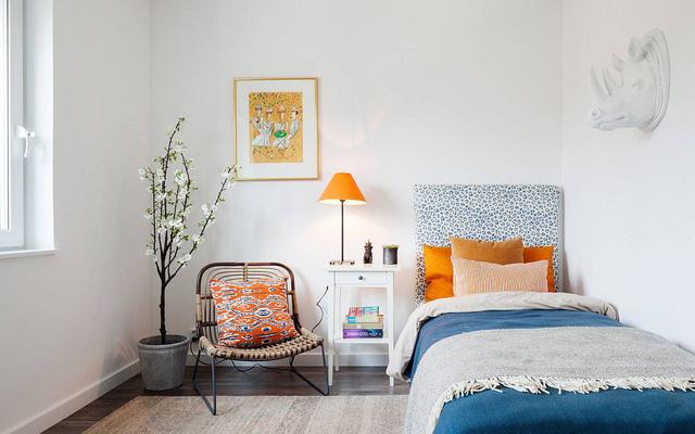 phòng ngủ đẹp, thiết kế phòng ngủ đẹp