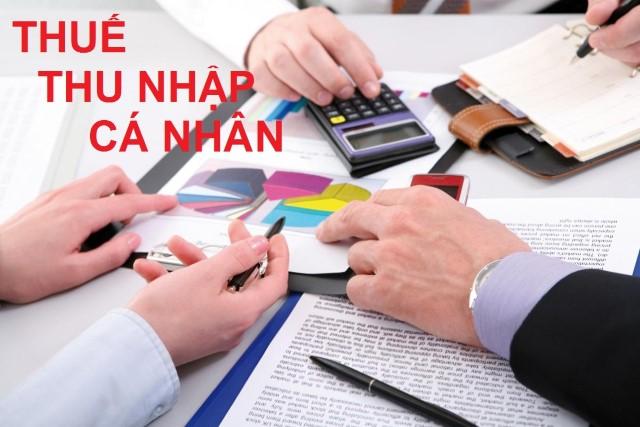 thuế thu nhập cá nhân, TNCN, thuế thu nhập cá nhân là gì, thuế thu nhập cá nhân bao nhiêu