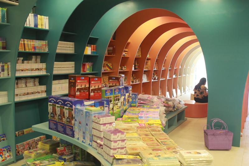 Top nhà sách lớn ở TP.HCM nhất định dân mọt sách không thể bỏ lỡ