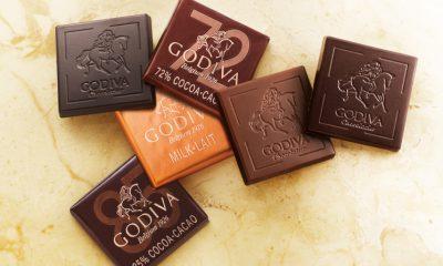 Top thương hiệu socola nổi tiếng nhất thế giới