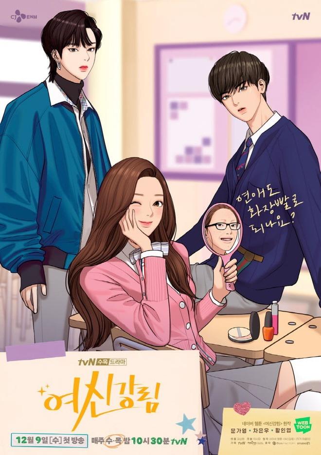 True Beauty là gì? Vẻ Đẹp Đích Thực - Phim bộ truyền hình Hàn Quốc 2020