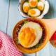 Cách làm trứng ngâm tương đậm đà thơm béo chuẩn vị Hàn Quốc