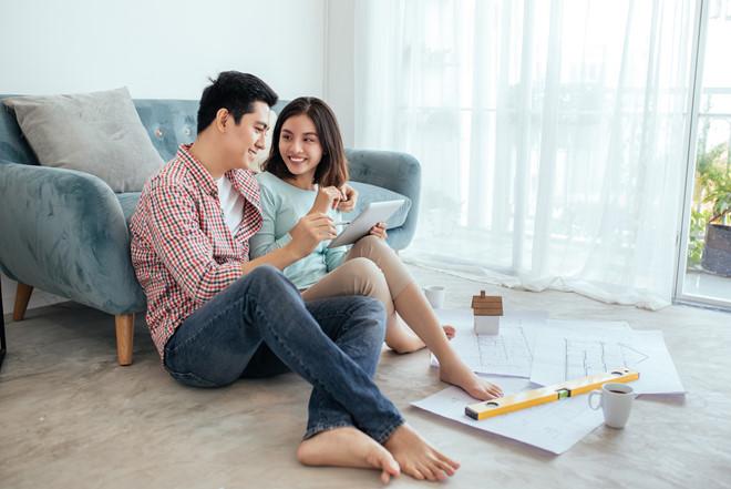 vợ chồng trẻ mua nhà, vợ chồng trẻ mua nhà sài gòn