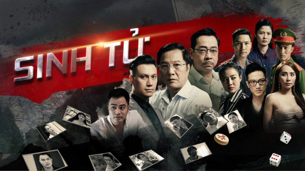 vtv3, phim truyền hình việt nam, sinh tử, cát đỏ, đừng bắt em phải quên, những ngày không quên, tình yêu và tham vọng