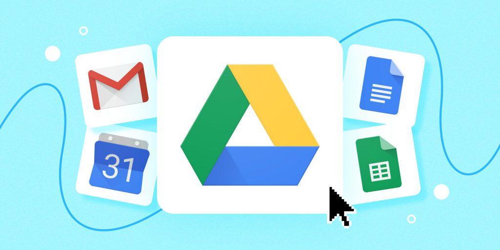 Google Drive là gì, Google Drive, cách sử dụng Google Drive
