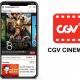 Cách đặt vé xem phim CGV trên điện thoại cực đơn giản 2021