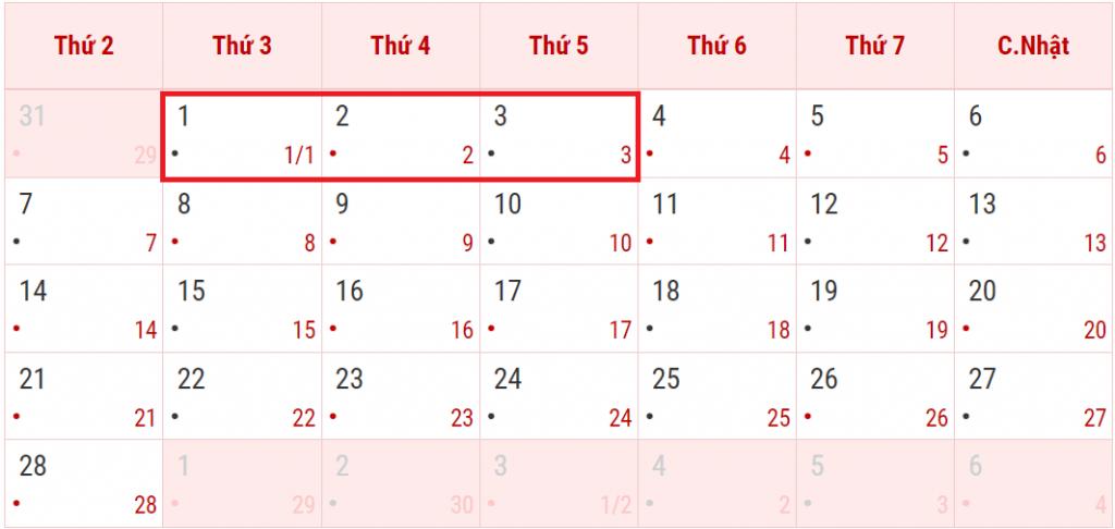 còn bao nhiêu ngày nữa đến tết, bao nhiêu ngày nữa đến tết 2022
