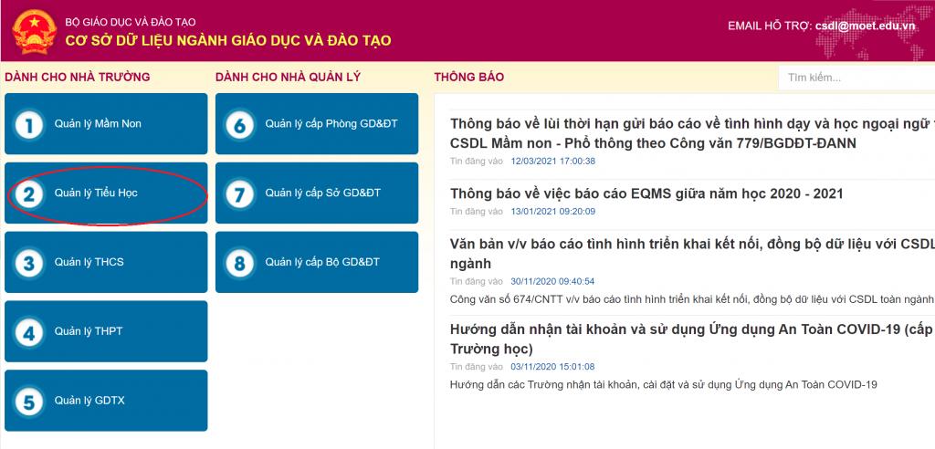csdl.moet.gov.vn, cách đăng nhập csdl.moet.gov.vn, đăng nhập csdl.moet.gov.vn