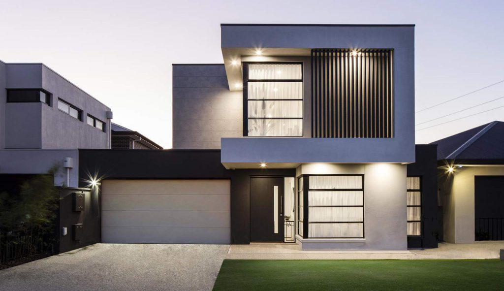 nhà mái bằng, đặc điểm nhà mái bằng, thiết kế nhà mái bằng