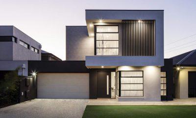 Nhà mái bằng - Phong cách cổ kính pha chút hiện đại
