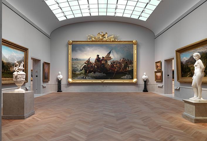 Bảo tàng Nghệ thuật Metropolitan, Bảo tàng Nghệ thuật Metropolitan ở đâu