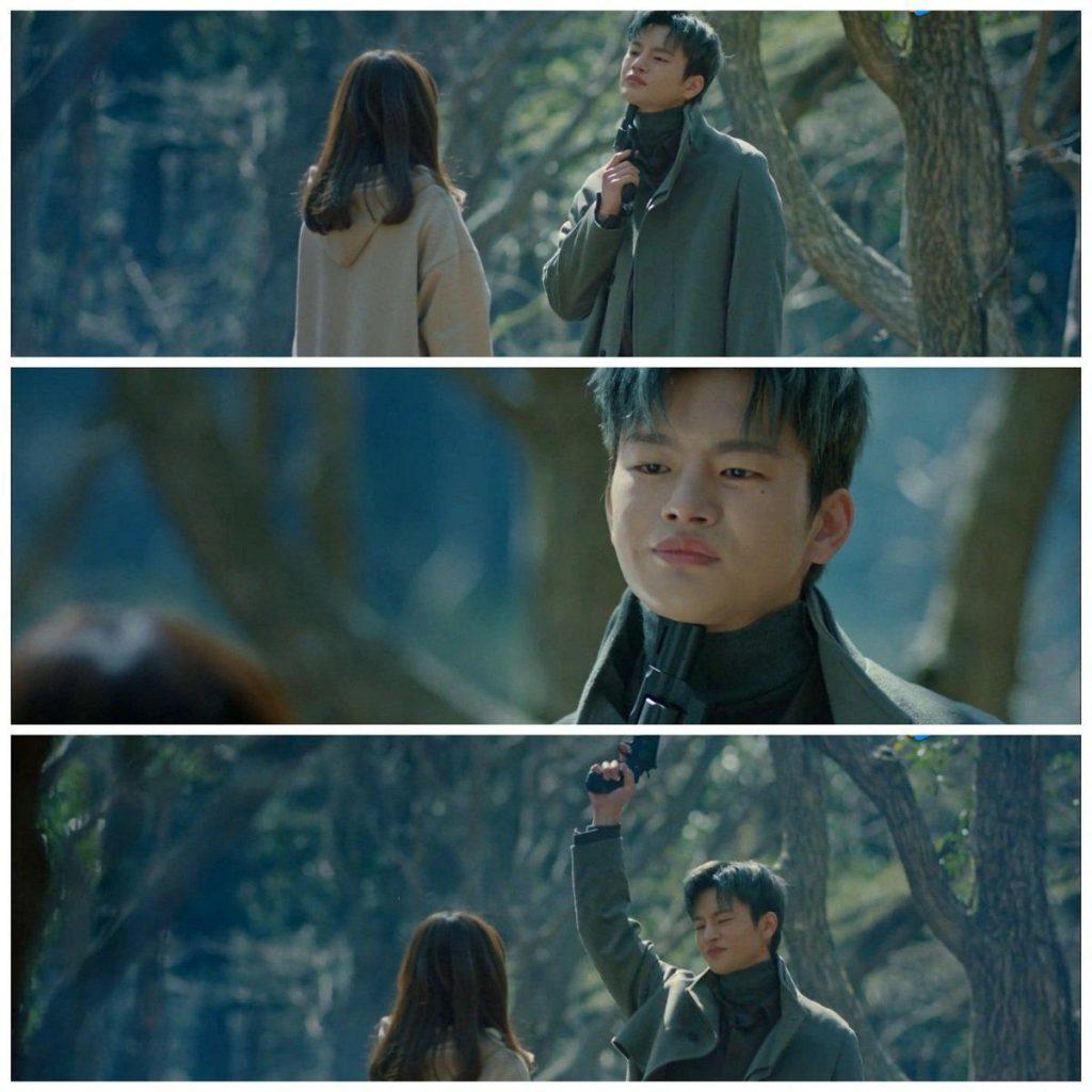 phim Một ngày nọ kẻ hủy diệt gõ cửa nhà tôi, Một ngày nọ kẻ hủy diệt gõ cửa nhà tôi, phim Hàn Quốc, phim tình cảm Hàn Quốc