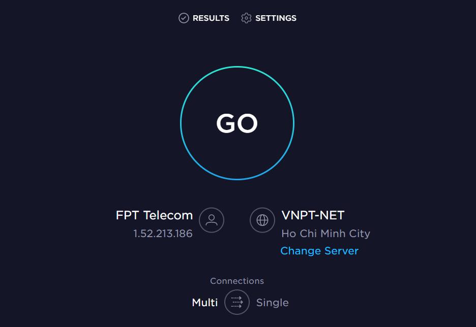 Cách sử dụng Speedtest, cách kiểm tra tốc độ wifi, cách kiểm tra tốc độ đường truyền