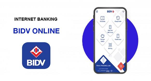 đăng ký BIDV Online, cách đăng ký BIDV Online, Internet banking BIDV, BIDV Online