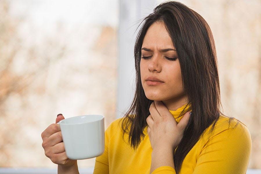 Đau họng nên uống gì để xoa dịu cổ họng và nhanh khỏi?
