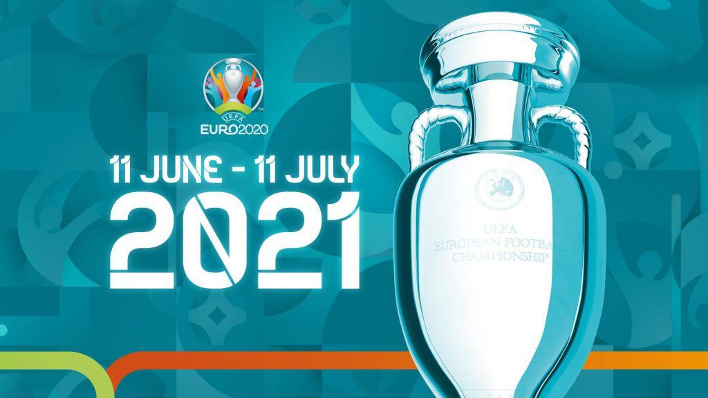 EURO 2021, EURO 2021 được tổ chức ở đâu, EURO 2021 chiếu trên kênh nào