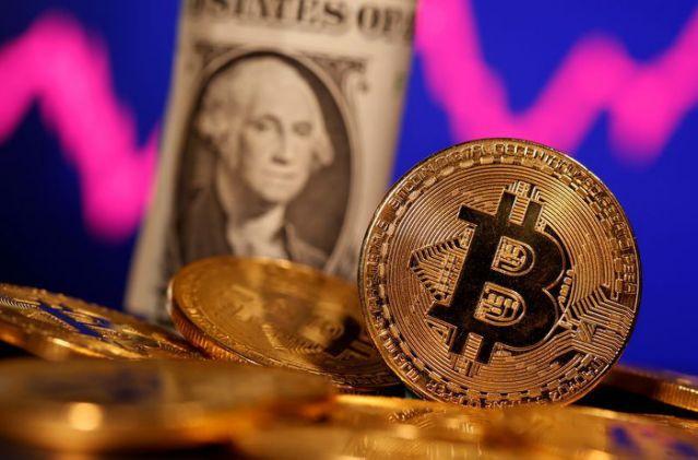 Giá Bitcoin hôm nay 24/1