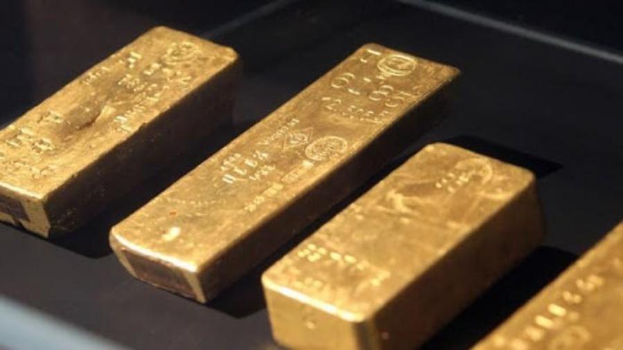 Giá vàng hôm nay 19/11: Tiếp tục neo ở mức 56 triệu đồng/lượng