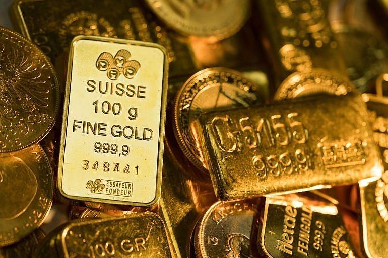 Giá vàng hôm nay 30/12: Tiến sát đến ngưỡng 56 triệu đồng/lượng