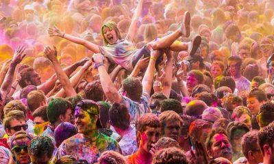Holi: Lễ hội của sắc màu tại Ấn Độ có gì đặc sắc?