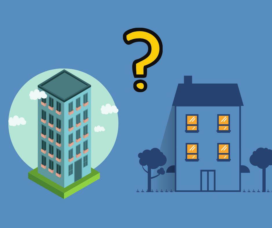 Nên mua nhà hay chung cư? Ưu nhược điểm từng loại hình nhà ở?