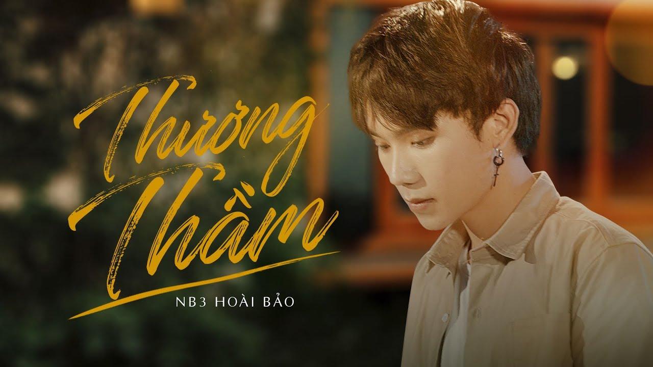Lời bài hát Thương Thầm - NB3 Hoài Bảo