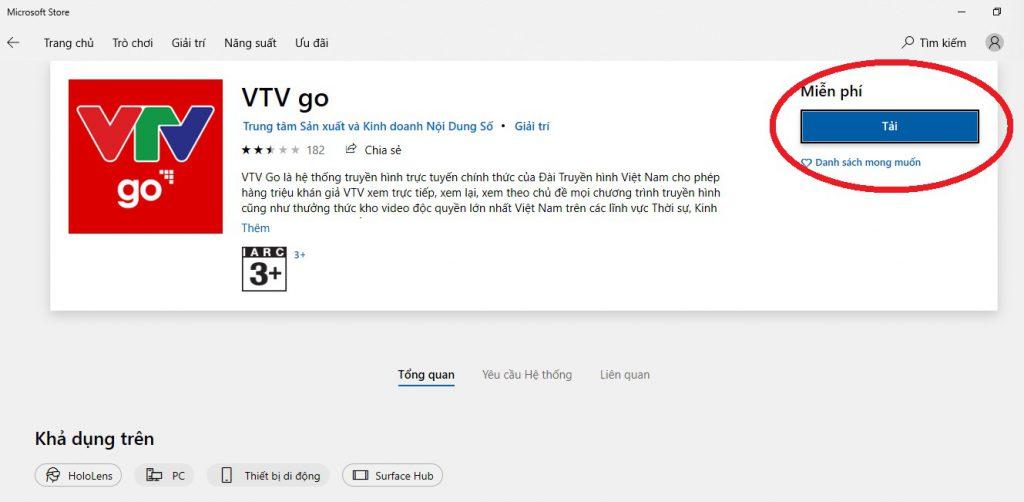 vtv go, vtv go là gì, cài đặt vtv go, cách sử dụng vtv go, tải vtv go, cách sử dụng vtv go trên máy tính
