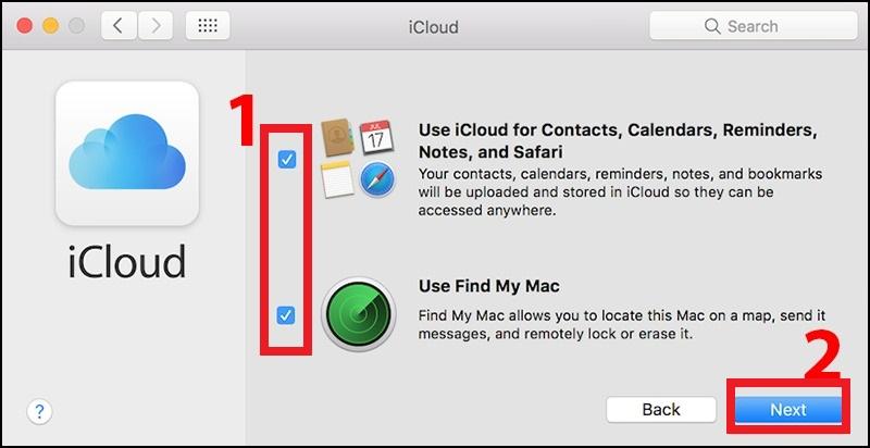 cách đăng nhập iCloud, đăng nhập iCloud, cách đăng nhập iCloud trên iphone, cách đăng nhập iCloud trên Mac