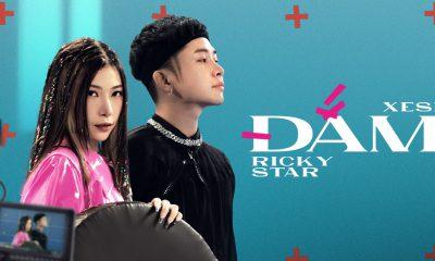 Lời bài hát Đắm - Xesi, Ricky Star