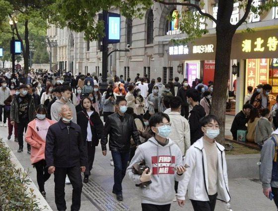 Tổng dân số Trung Quốc năm 2021 là bao nhiêu?