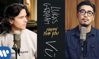 Lời bài hát Happy for you - Lukas Graham ft Vũ