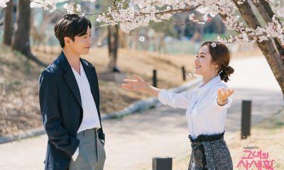 Bí Mật Nàng Fangirl: Bộ phim tình cảm xứ Hàn của Park Min Young có gì đặc sắc?