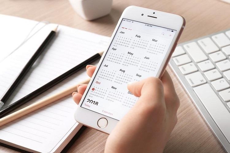 cách cài lịch âm trên Iphone, cài lịch âm trên Iphone, hướng dẫn cài lịch âm trên Iphone, cài lịch âm Iphone