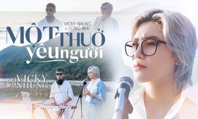 Lời bài hát Một Thuở Yêu Người - Vicky Nhung, Long Rex