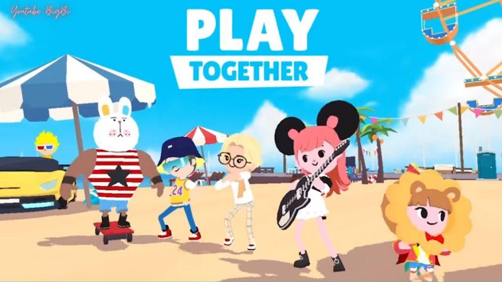 Play Together là gì, game Play Together, cách tải Play Together, cách chơi Play Together