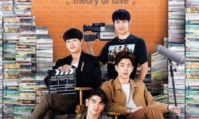 Theory of love: Bộ phim đam mỹ ăn khách nhất màn ảnh Thái Lan 2021