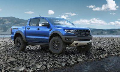 Giá xe Ford Ranger 2021 bao nhiêu?