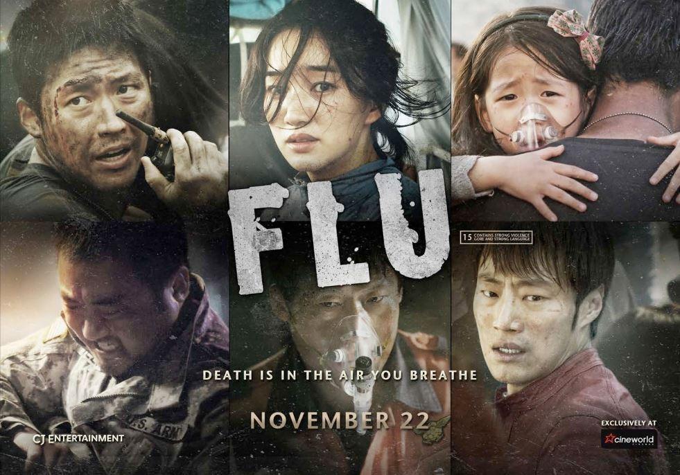 Đại dịch cúm, The Flu, Đại dịch cúm 2013, phim Hàn Quốc