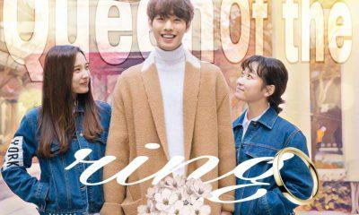 Nữ hoàng của chiếc nhẫn: Bộ phim Hàn lãng mạn của cặp đôi Hyo‑Seop và Kim Seul Gi
