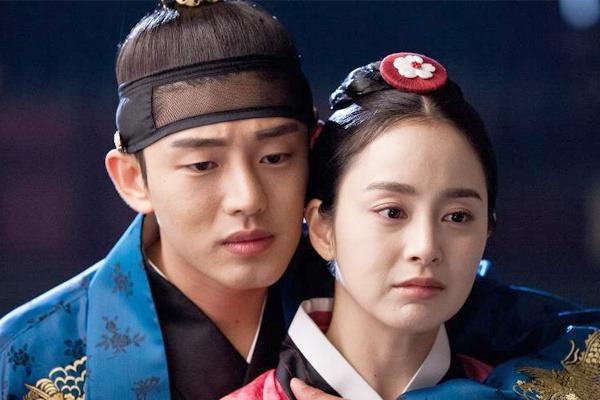 Tình sử Jang Ok Jung, Jang Ok Jung Lives in love, Jang Ok Jung, Living by Love, phim cổ trang, phim Hàn Quốc