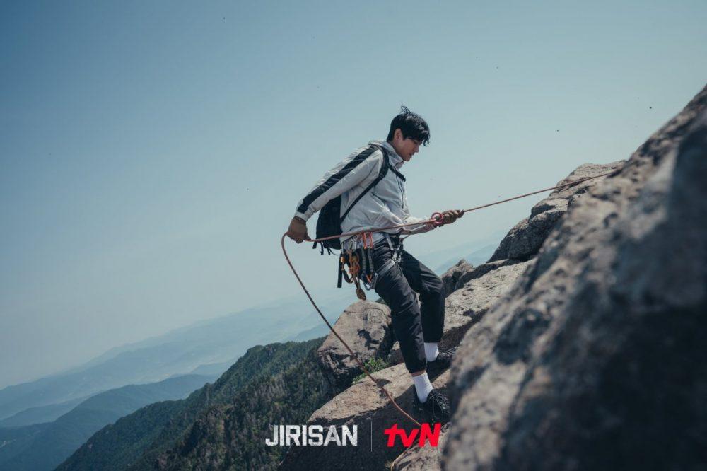 Review Bí ẩn núi Jiri, Bí ẩn núi Jiri, Jirisan, nội dung Bí ẩn núi Jiri