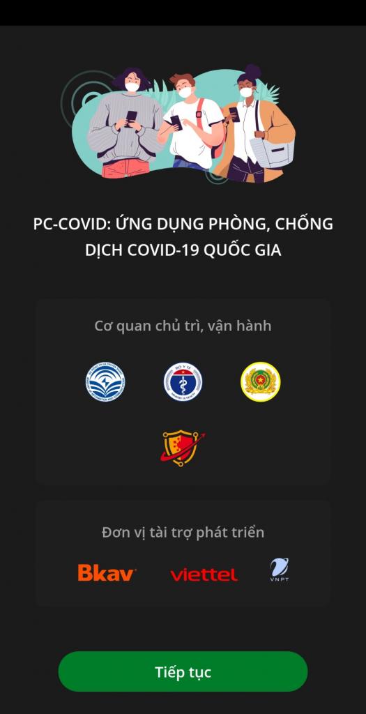 cách tải và cài đặt ứng dụng PC Covid, cách tải ứng dụng PC Covid, cách cài đặt ứng dụng PC Covid
